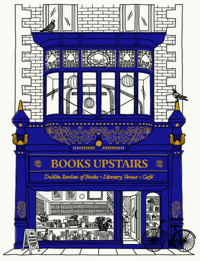 Books Upstairs, Dublin