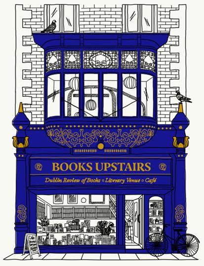 Books Upstairs, Dublin
