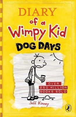 Diary of a Wimpy Kid: Dog Days (Book 4) by