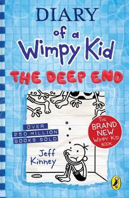 Diary of a Wimpy Kid: The Deep End by Jeff Kinney