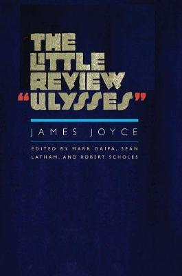 """The Little Review """"Ulysses"""" by"""