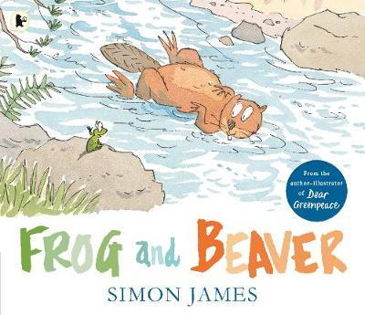 Frog and Beaver by