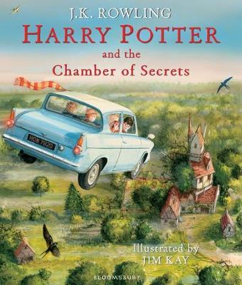 Harry Potter and the Chamber of Secrets by