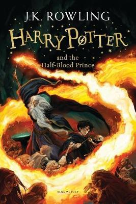 HARRY POTTER and the Half-Blood Prince by