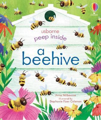 Peep Inside a Beehive by