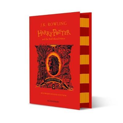 Harry Potter and the Half-Blood Prince – Gryffindor Edition by