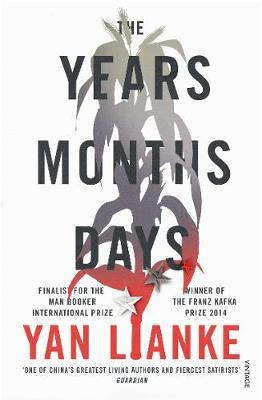 The Years Months Days by Yan Lianke