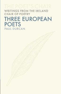Three European Poets by