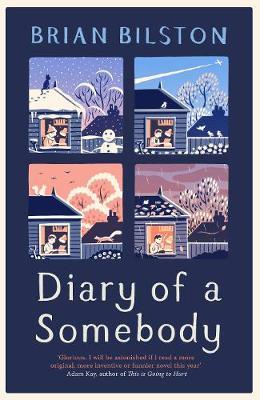 Diary Of A Somebody (large paperback) by Brian Bilston