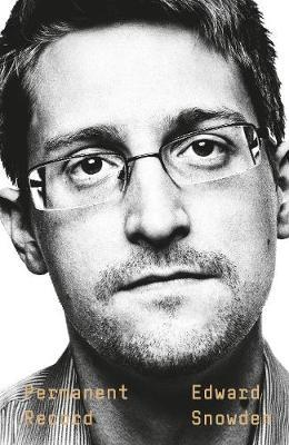 Permanent Record (large paperback) by Edward Snowden