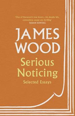 Serious Noticing Selected Essays by