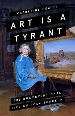 Art is a Tyrant by Catherine Hewitt