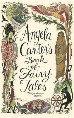 Angela Carter's Books of Fairy Tales by Angela Carter