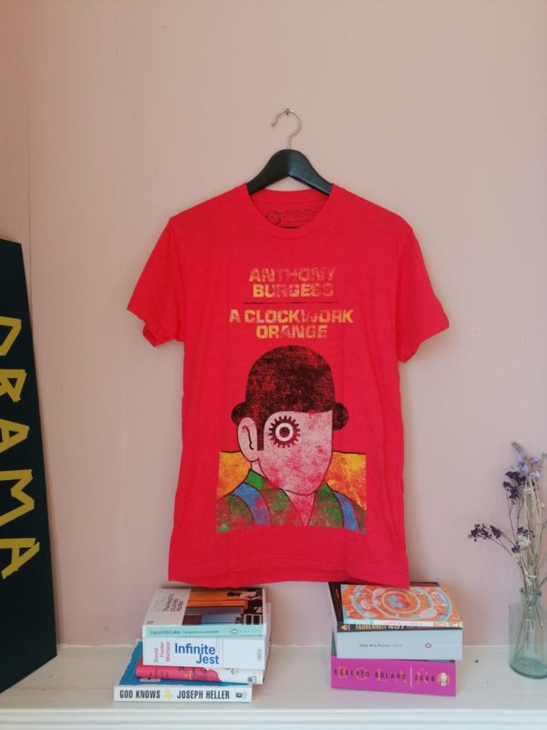 A Clockwork Orange t-shirt by