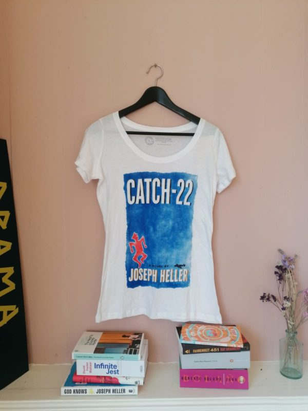 Catch-22 fitted t-shirt by