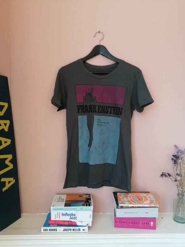 Frankenstein t-shirt by