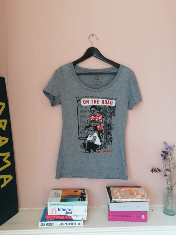 On the Road fitted t-shirt by