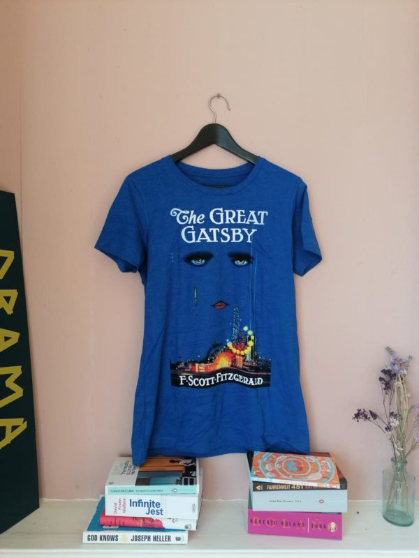 The Great Gatsby fitted t-shirt by