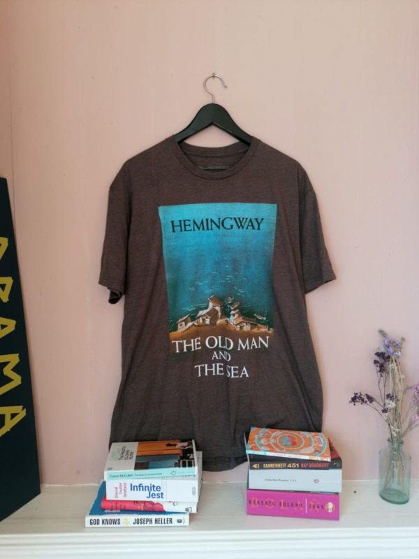 The Old Man and the Sea t-shirt by