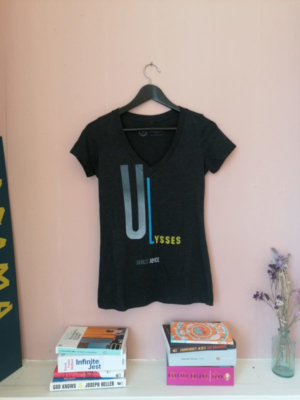 Ulysses fitted t-shirt by