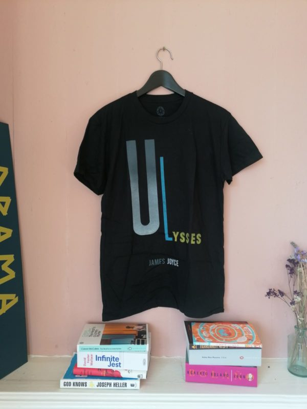 Ulysses t-shirt by