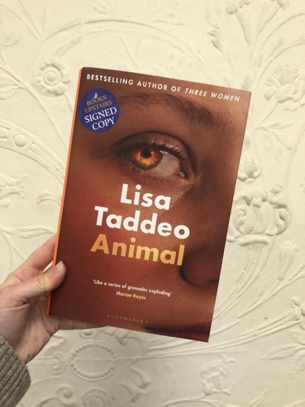 Animal *SIGNED HARDBACK* by Lisa Taddeo