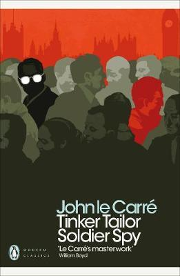 Tinker Tailor Soldier Spy by