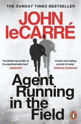 Agent Running in the Field by