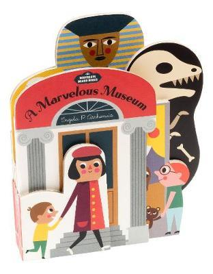 Bookscape Board Books: A Marvelous Museum by