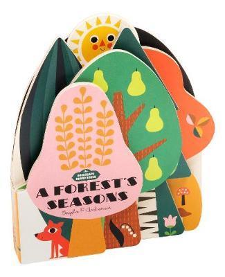 Bookscape Board Books: A Forest's Season by