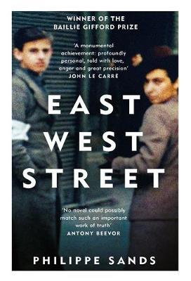 East West Street: Winner of the Baillie Gifford Prize by