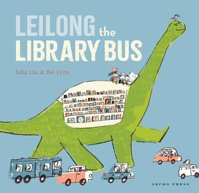 Leilong the Library Bus by