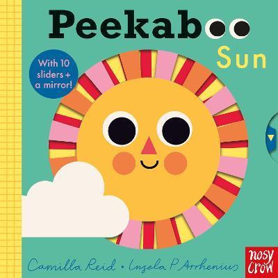 Peekaboo Sun by