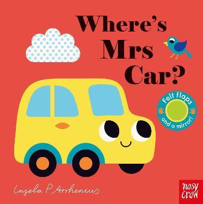 Where's Mrs Car? by