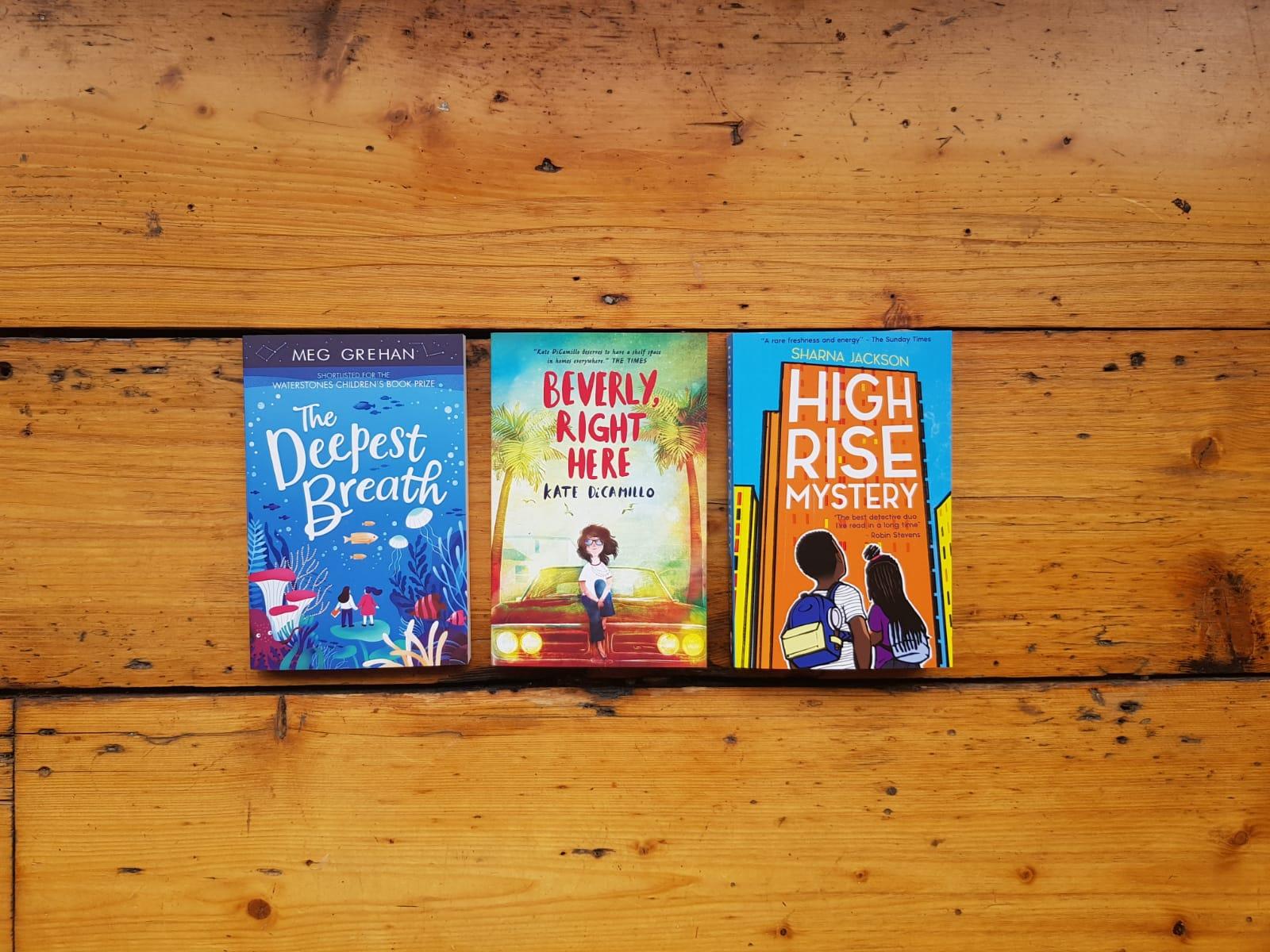 Children's Book Bundles by Books Upstairs