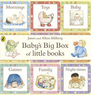 Baby's Big Box of Little Books by Allan Ahlberg