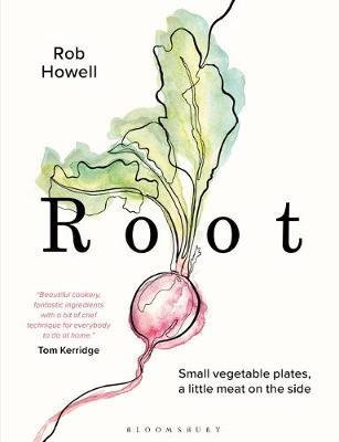 Root: Small vegetable plates, a little meat on the side by