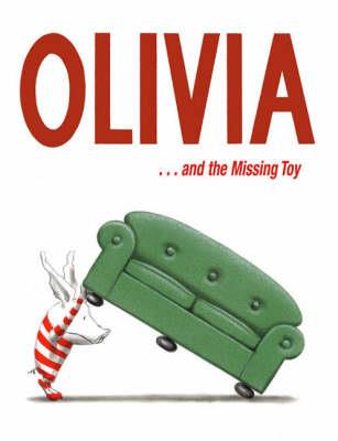 Olivia . . . and the Missing Toy by Ian Falconer